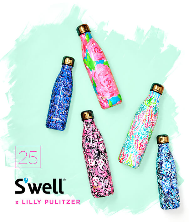 Gift Guide 2018: Swell x Lilly Pulitzer,