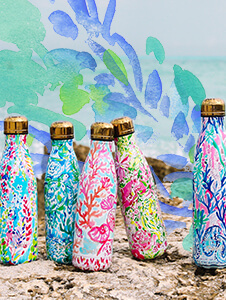 Lilly Pulitzer x S'well From Lilly Pulitzer