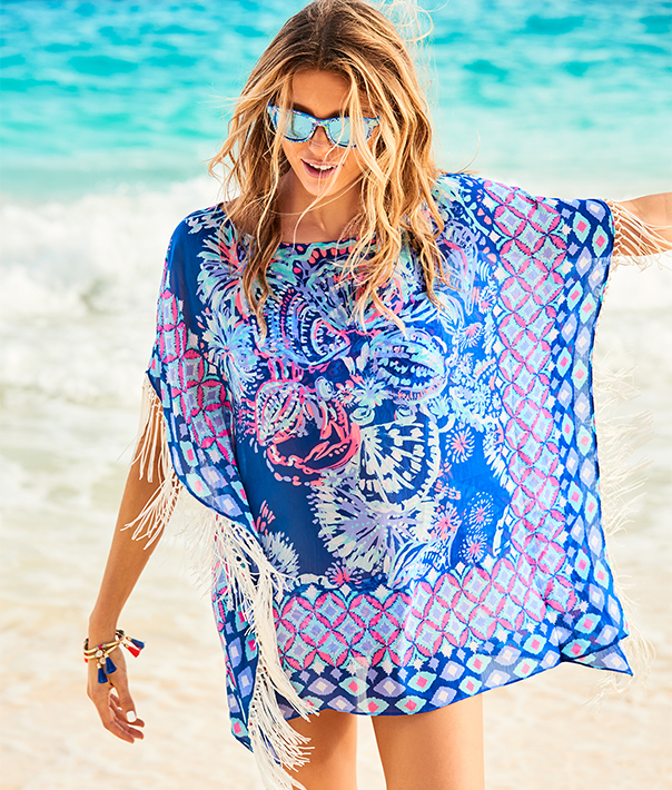Ginette Cover Up Look,