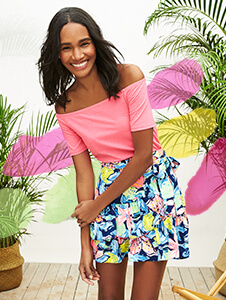 New Tennis Collection From Lilly Pulitzer