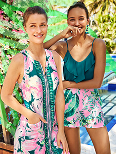 New Dresses From Lilly Pulitzer