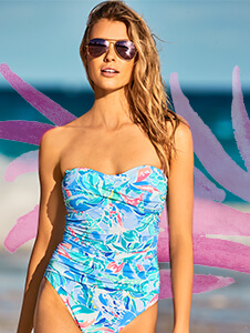 Swimsuits: New From Lilly Pulitzer