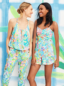 New Prints From Lilly Pulitzer