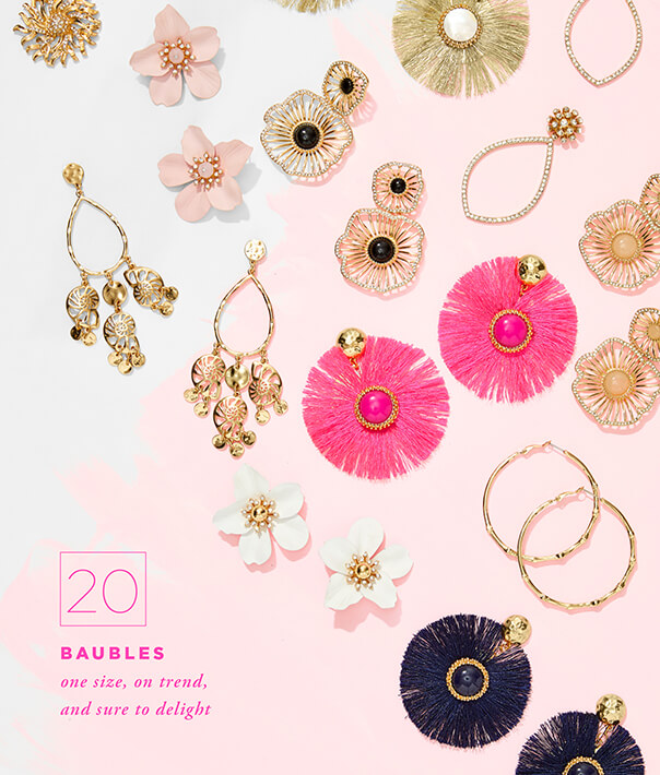 Gift Guide 2018: Baubles,