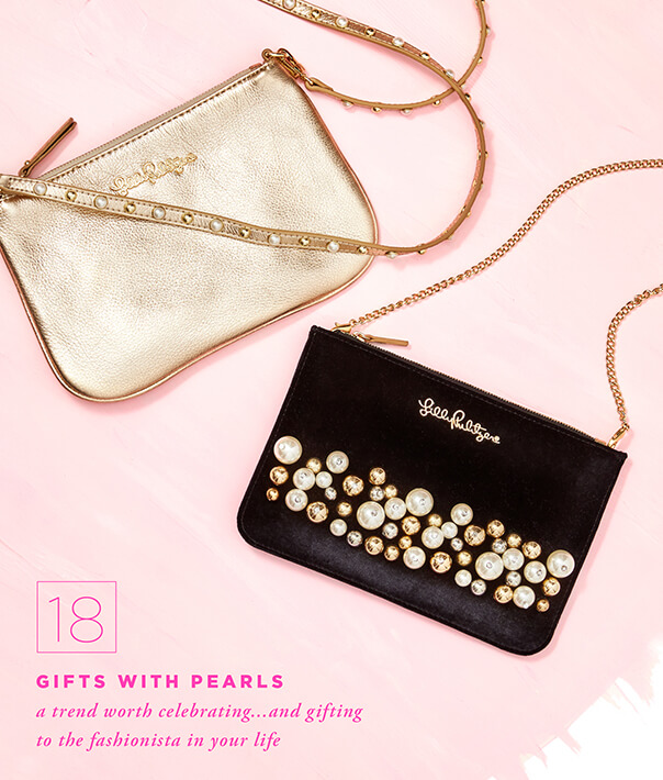 Gift Guide 2018: Gifts With Pearls,
