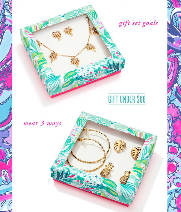 Gift Guide 2018: Gift Lilly,