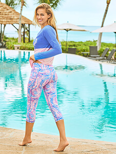 New Luxletic From Lilly Pulitzer