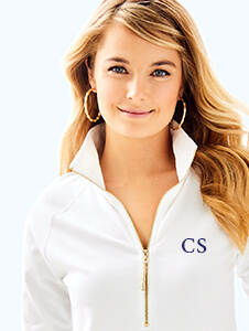 New Monogram Styles From Lilly Pulitzer