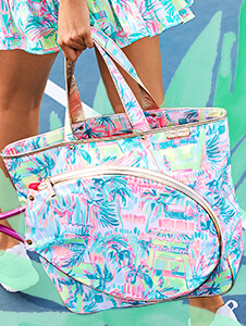 New Bags From Lilly Pulitzer