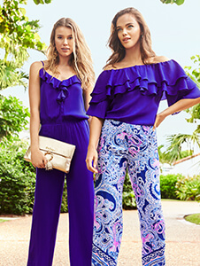 New Rompers From Lilly Pulitzer
