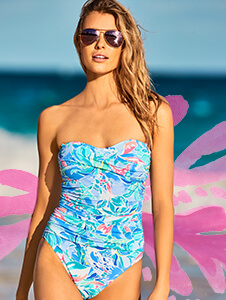 New Swimsuits From Lilly Pulitzer