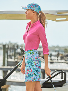 New Tennis Apparel From Lilly Pulitzer