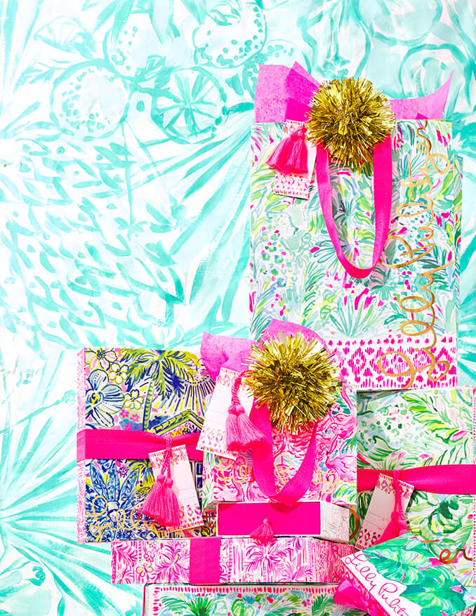 Give the Gift of Lilly Text