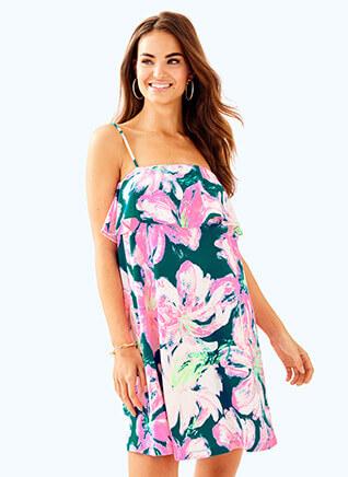 Annastasha Dress