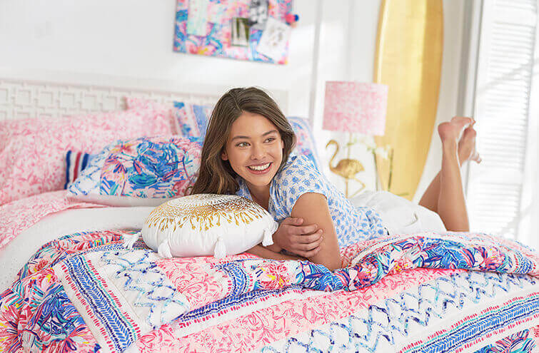 Lilly Pulitzer Pottery Barn Bedding