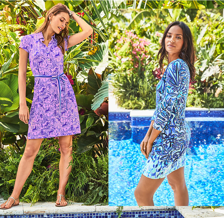 14227f137ed5f Resort Wear for Women: Beach Dresses, Outfits & Accessories   Lilly ...