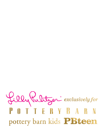 2df24a5dac Lilly Pulitzer x Pottery Barn Products Lilly Pulitzer exclusively for Pottery  Barn