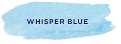 whisper blue
