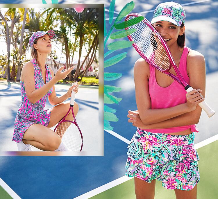 Luxletic Tennis Activewear