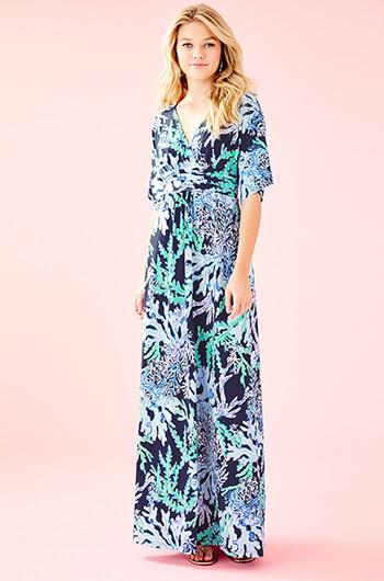 Swish and Sway Maxi Dress