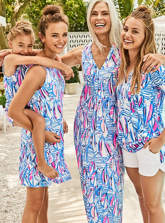 54fd2c8c7f Resort Wear for Women: Beach Dresses, Outfits & Accessories | Lilly ...