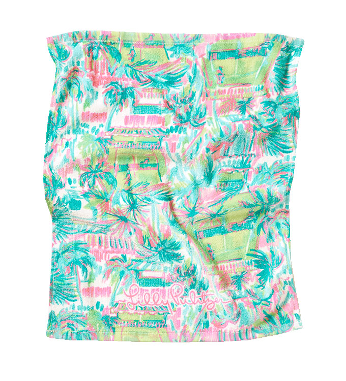 Tennis Towel From Lilly Pulitzer