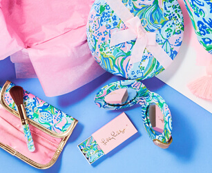 Celebrating Lilly with Gifts