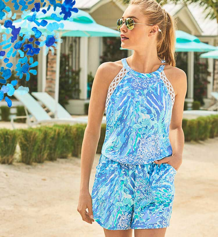 b882466bce5d Resort Wear for Women: Beach Dresses, Outfits & Accessories | Lilly ...