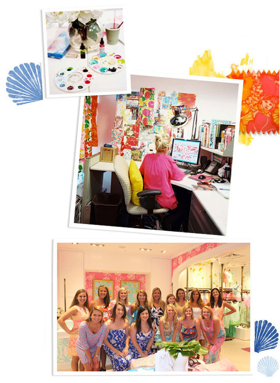 Genial Lilly Pulitzer Corporate Office