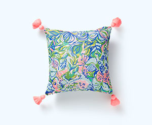 Pillow Gift with Purchase