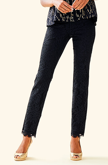 Kelly Lace Pant