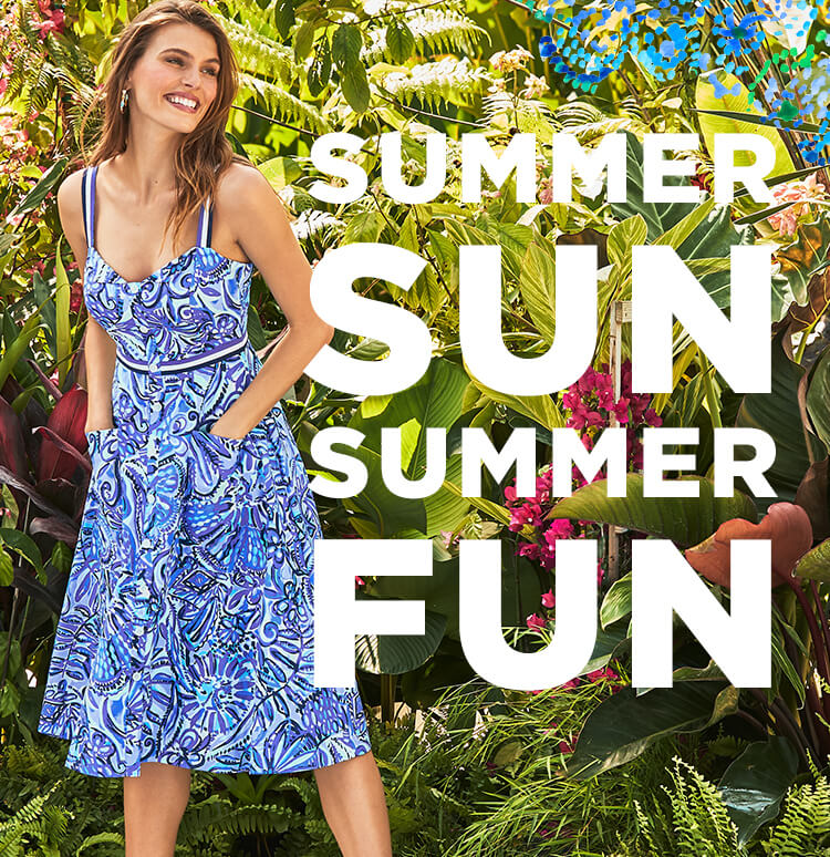 14227f137ed5f Resort Wear for Women: Beach Dresses, Outfits & Accessories | Lilly ...