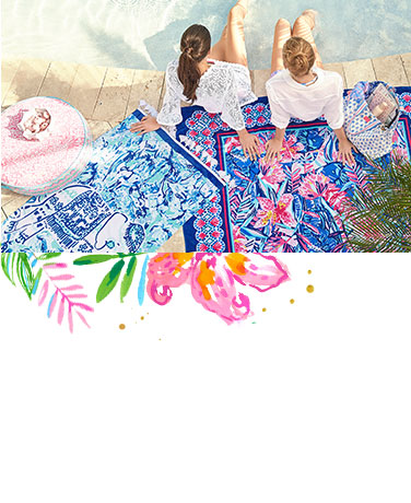Pottery Barn Sweepstakes | Lilly Pulitzer