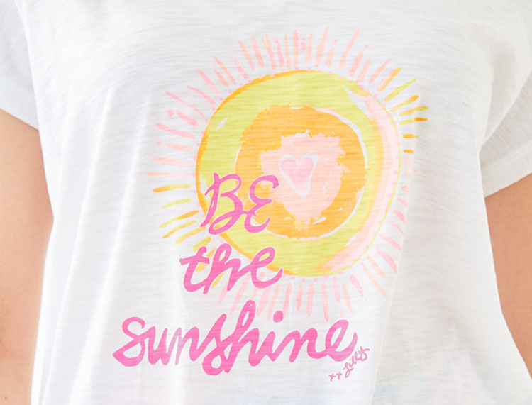 Giving Tuesday Be the Sunshine Tee