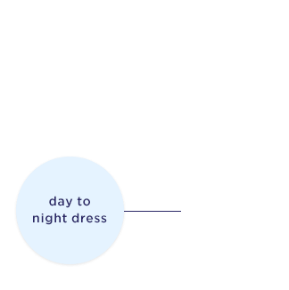 Day to night dress