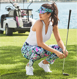 Lilly Pulitzer Golf