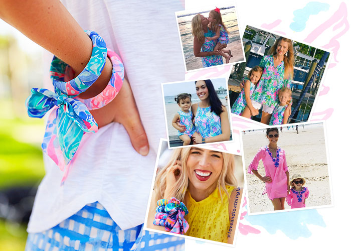 Celebrate National Wear Your Lilly Day