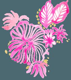 left flower image