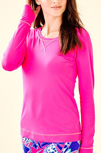 UPF 50+ Luxletic Meryl Nylon Renay Sunguard