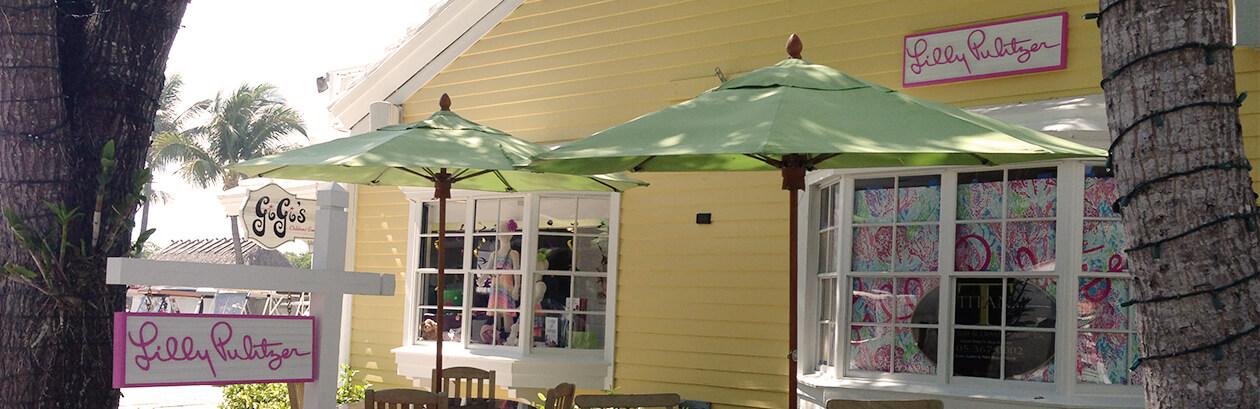 Lilly Pulitzer Store at Ocean Reef Club - Key Largo, Florida