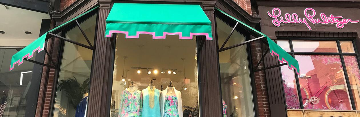 Lilly Pulitzer Store on Newbury Street - Boston, MA