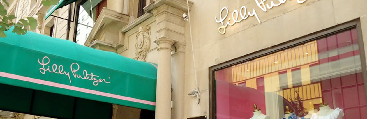 Lilly Pulitzer Store - Madison Avenue, New York City