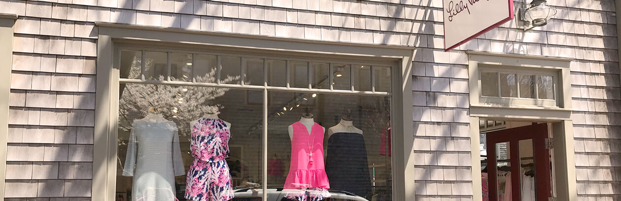 Lilly Pulitzer Nantucket, MA Store