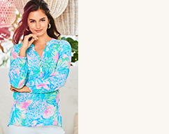 model wearing Lilly's Favorites