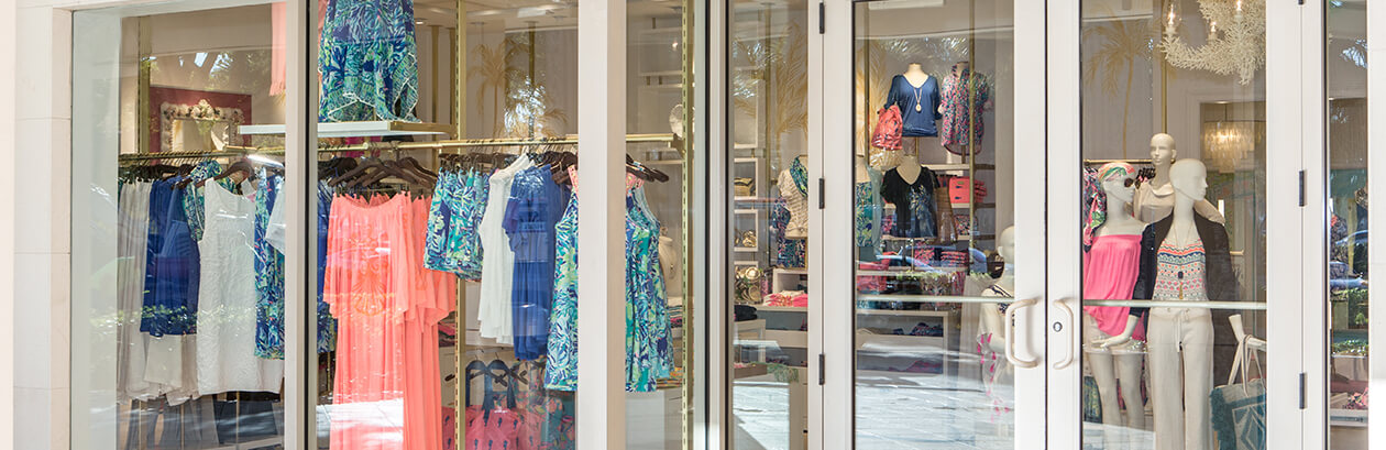 Lilly Pulitzer Store at Waterside Shops - Naples, Florida