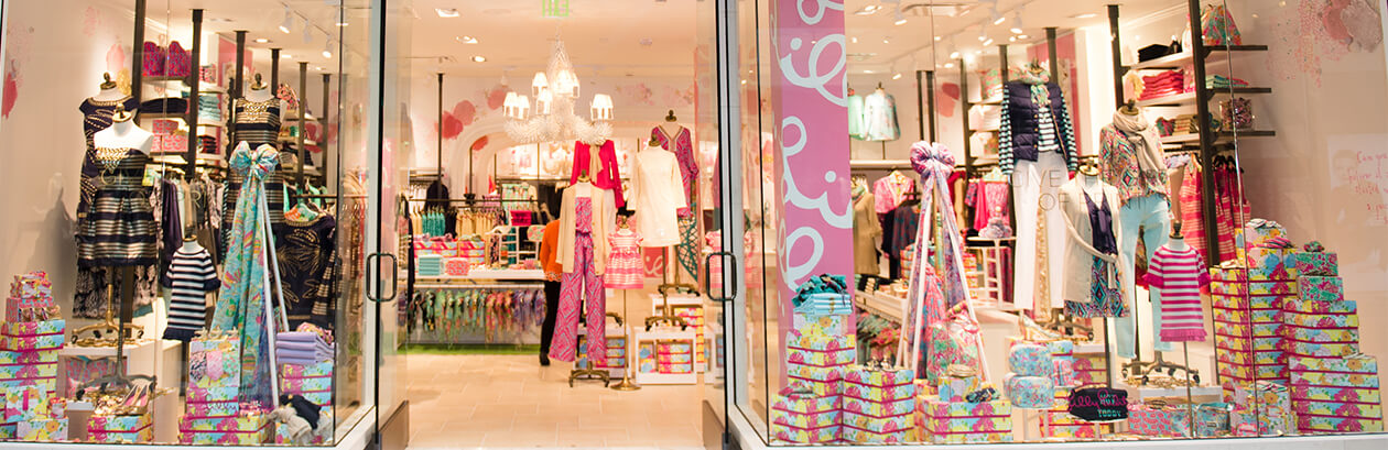 Lilly Pulitzer Store in Tysons Galleria - McLean, Virginia