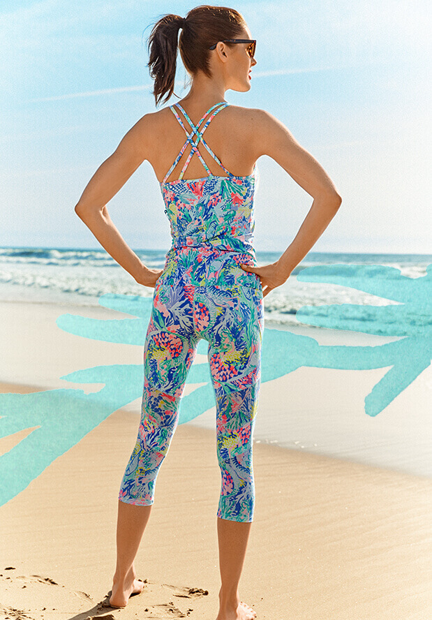 Luxletic From Lilly Pulitzer
