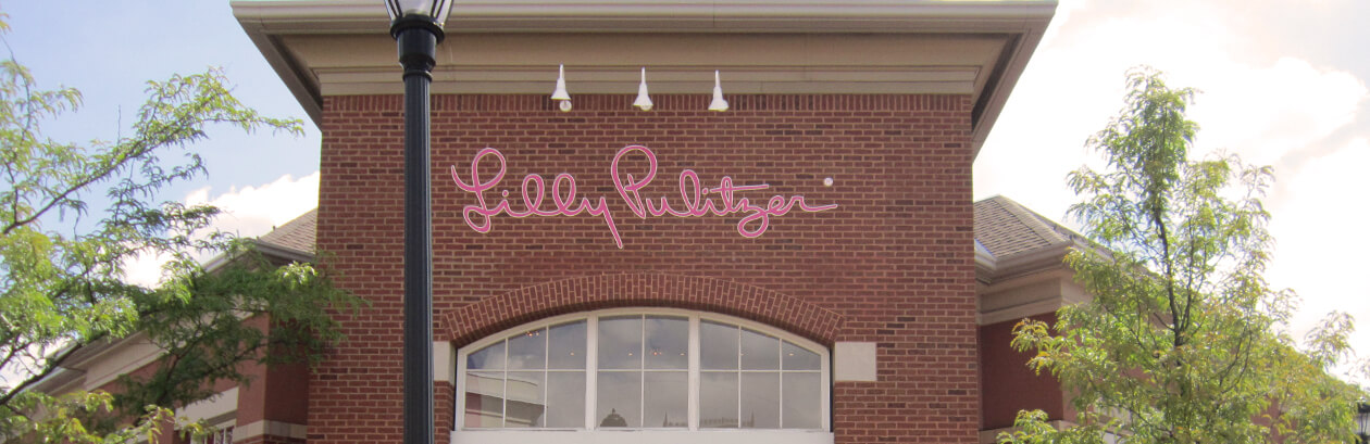 Lilly Pulitzer Legacy Village Store