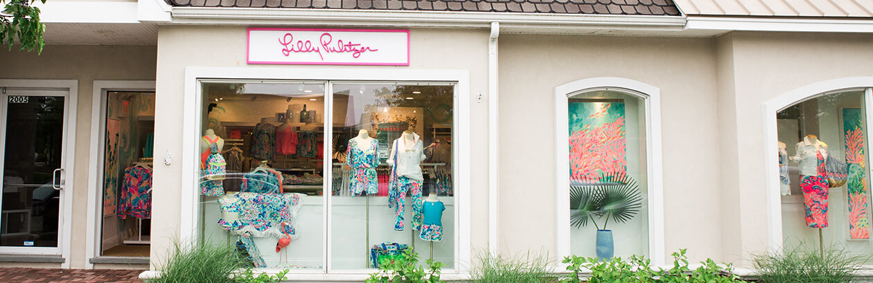 Lilly Pulitzer Avalon, New Jersey Store