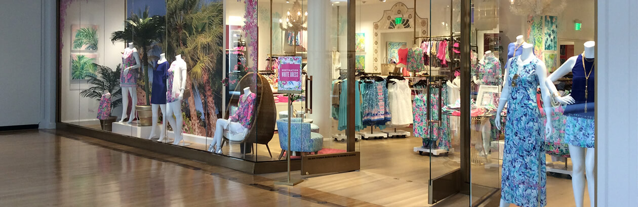 Lilly Pulitzer Store in Plaza Frontenac - St. Louis, Missouri